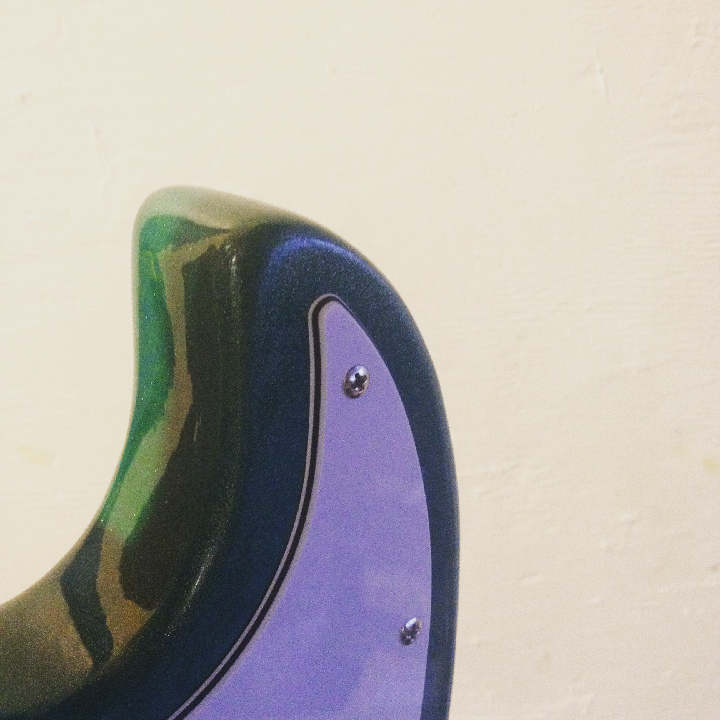 the lower horn of a Gamma bass